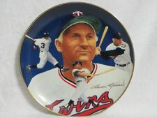 Hackett American Collector Plate Harmon Killebrew Autograph Edition 1985