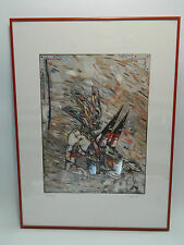 Peter Sengl -  VERWIDERUNG 1993 - Offsetdruck Handsigniert - Nummeriert 286/700