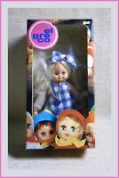 Girl Doll NIB MADE IN GREECE GREEK el greco 80s Vintage Unique # 1
