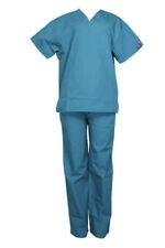 Pantalons de travail bleu unisexe pour bricolage