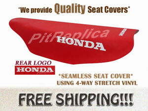 [A25] HONDA ELSINORE CR500R CR500 R 1988 '88 SEAT COVER [HATOS]