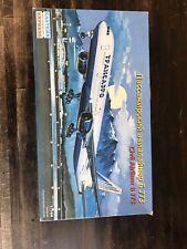 "Eastern Express 14477 Boeing 777-300 / B773 ""Transaero"" /civil airliner/ 1/144"