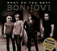 What Do You Got? (Ltd. Digipak Edt.) von Bon Jovi | CD | Zustand sehr gut