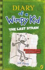 Diary of a Wimpy Kid Book - DIARY OF A WIMPY KID: THE LAST STRAW  Book 3 - NEW