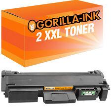 2 Toner XXL für Samsung Xpress SL M2625 D M2675 FN M2875 FW M2885 FW MLT-D116L