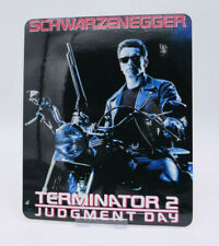 TERMINATOR 2 Judgment Day - Bluray Steelbook Magnet Cover (NOT LENTICULAR)