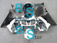 White Black Fairing For Fit HONDA VTR1000 RVT RC51 SP1 SP2 2000-2006 41 C4