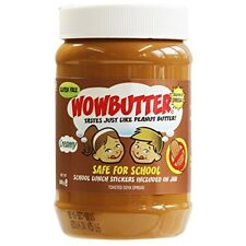 Wowbutter Wowbutter - Creamy Toasted Soya Spread