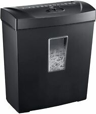 More details for commercial paper shredder industrial 12 heavy duty office cd dvd sheet cross cut