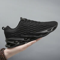 Men's Casual Tennis Sneakers Outdoor Athletic Running Shoes  Walking Jogging Gym
