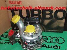 ! Original Garrett Turbolader Audi A4 A6 A7 Q7 059145874T 3,0 TDi 059145874C NEU