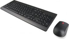 NEW Lenovo 510 Wireless Keyboard Optical Mouse Combo English Hebrew USB receiver
