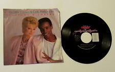 GLORIA LORING & CARL ANDERSON 45 RPM FRIENDS & LOVERS / YOU ALWAYS KNEW -USED