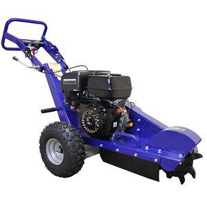 Stump Grinder 13HP Tree Root Petrol Garden Root Heavy Duty FREE Tool Kit & PPE