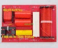 1pcs Car subwoofer crossover Audio speaker divider 1000W 200Hz~800Hz 4~8ohms