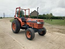 More details for kubota l4150 tractor
