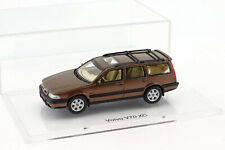 VOLVO V70 XC AWD CROSS COUNTRY WAGON 1997 SANDSTONE METAL DNA000002 1/43 340 PCS