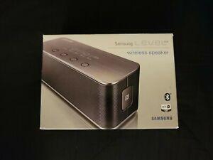 Samsung Level Box Portable Bluetooth Speaker Black