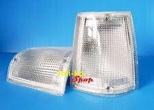 Pair Front Signal Lights Corner indicator For Mazda B2200 B2000 B2600 Pickup