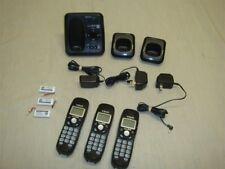 vTECH CORDLESS HOME PHONE 3 HANDSET DIGITAL ANSW SYSTEM CS6120-31 DECT 6.0 (#1)