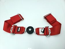 Sparco Cam Lock Racing Harness  Lap Belt Only   Hot Rod, Vintage Race car   NEW