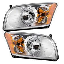 2007 - 2012 DODGE CALIBER HEAD LAMP LIGHT RIGHT PASSENGER & LEFT DRIVER