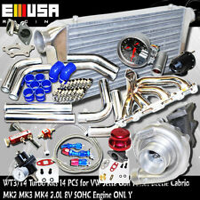 T3/T4 Turbo Kits for 03-05 Dodge Neon SRT-4 Sedan 4D 2.4L V6 2429CC Engine DOHC