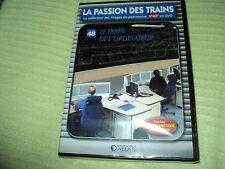 """DVD NF """"LA PASSION DES TRAINS VOL 48 - LE TRAIN DE L'ORDINATEUR"""" patrimoine SNCF"""