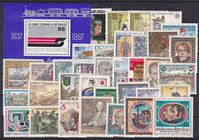 kompletter Jahrgang Österreich 1987 postfrisch**