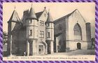 Carte Postale - Angers - le petit château des ducs d'Anjou et la chapelle