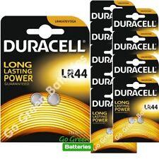 Pile bouton Duracell pour équipement audio et vidéo LR44