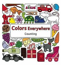 Colors Everywhere: Counting (Lotje Everywhere)-ExLibrary