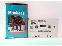 THE MONKEES - THE BEST OF  - CASSETTE - UK - (EX/NM - EX/NM)