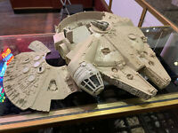 Vintage Original Kenner 1979 Star Wars Large Millennium Falcon