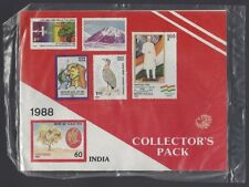 India 1988 sealed Post Office Year Pack
