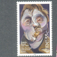 Ireland-Francis Bacon Artist-Art-Birth Centenary 2009 -single issue mnh