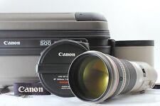 【 MINT In CASE 】 CANON EF 500mm F4 L IS USM Super Telephoto AF Lens From JAPAN