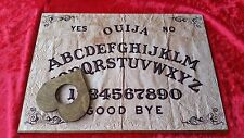 Classic Wooden Ouija Board Parchment & Planchette LARGE A3 & Instruction Haunted