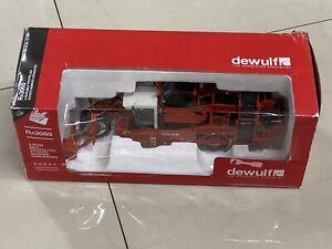 Dewulf RA3060 2-Row Self-Propelled Potato Bunker Harvester ROS 601437
