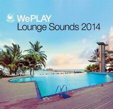 VARIOUS - WEPLAY-LOUNGE SOUNDS 2014 2 CD NEU