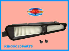 Cabin Air Filter & Housing AC Heater 1999 - 2010 Jeep Grand Cherokee Mopar OEM
