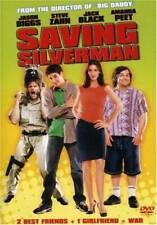 Saving Silverman (Pg-13 Version) - Dvd By Jack Black - Good