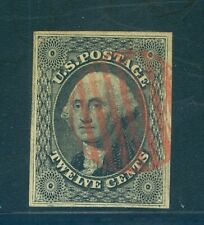 US C17 used Jumbo, 4 margins, Red Grid CCL