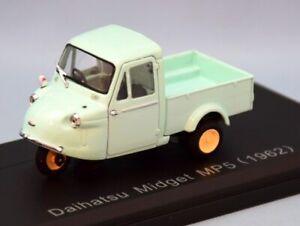 Hachette Collections 1/43 domestic great car collection Daihatsu Midget MP5 ...