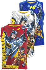 Girls' Crew Neck Novelty/Cartoon Vest T-Shirts, Top & Shirts (2-16 Years)