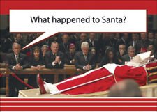 What Happened To Funny Humorous Bush Political Christmas Card