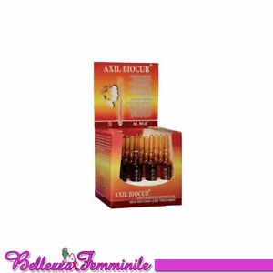 Fiale Capelli Axil biocur - trattamento anticaduta 15x10ml Axil Biocur Farmavit