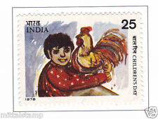 PHILA774 INDIA 1978 NATIONAL CHILDREN DAY MNH