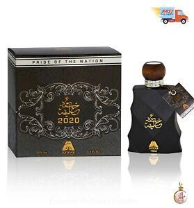 OUDH KHALIFA  2020 BLACK BY ANFAR Edp 100ml Musk, Wood - 100% Original Fast SHIP