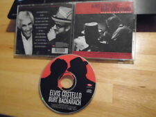 Elvis Costello & Burt Bacharach CD Painted From Memory jazz pop Steve Nieve 1998